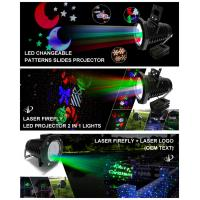 LED Landscape Light Laser Garden Projector Outdoor Indoor Moving Snowflake NEW Manufactures