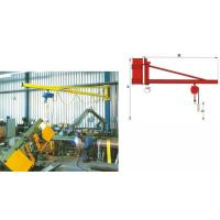 Buy cheap BZ3t Light Duty Wall Mounted Slewing Jib Cranes for Plant Room Maintenance from wholesalers