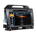 Buy cheap Multimedia Kia Sat Nav For Kia Sportage from wholesalers