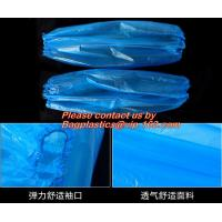 Buy cheap disposable sleeve cover/medical sleeve cover/warterproof PE sleeve cover,PE LDPE Disposable Waterproof Sleeve Cover from wholesalers