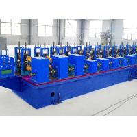 Buy cheap Hydraulic Cutting Elevator Guide Rail Roll Forming Machine from wholesalers