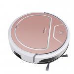 Buy cheap Wet Dry Intelligent Robot Vacuum Cleaner , Auto Floor Cleaner Robot Lightweight from wholesalers