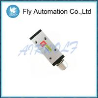 Buy cheap Metallic Hand Pneumatic Manual Control Valve 5/2 Way 0.1 - 0.7 Mpa Pressure XQ250620 from wholesalers