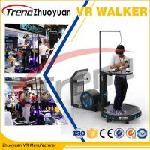 Buy cheap Shopping Mall Virtual Treadmill Running , Omnidirectional Virtual Reality Running Machine from wholesalers