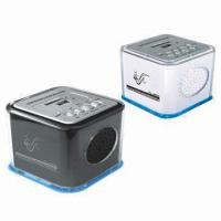 Wholesale SD/MMC and USB Card Reader Speakers with FM Radio from china suppliers