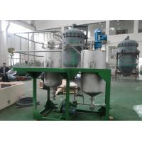 Buy cheap 2500 Kg Vertical Pressure Leaf Filter 0.1-0.4 Mpa Mixer Pump Capacity 1.6-3 T/H from wholesalers