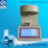 Buy cheap Surface Tension of Oil and Water Measuring Equipment from wholesalers