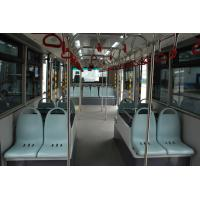 Wholesale Comfortable 14 Seater International Airport Bus With BRIDGESTONE Tire from china suppliers
