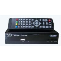 Buy cheap HD DVB-T MPEG4 tuner receiver from wholesalers