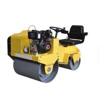 FYL-850 Ride-on Double Drum Vibratory Road Roller Manufactures