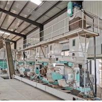 Buy cheap 5-6t/h Complete Wood Pellet Production Line Sawdust SGS Certification from wholesalers
