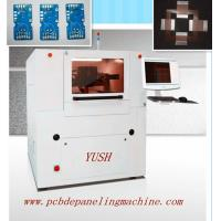 Buy cheap Ul Rohs Hasl Fr4 94v0 Laser PCB Depaneling Machine with Water Cooling from wholesalers
