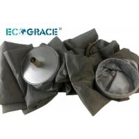 Buy cheap 1/3 Twill weaving fiberglass filter sleeve With PTFE Membrane from wholesalers