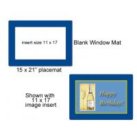 Buy cheap Customized Desk Window Counter Mat Rubber Backing For Advertisements from wholesalers