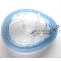 Wholesale Clear Infant Baby Hosptial Inflatable Anesthesia Face Mask ISO13485 from china suppliers