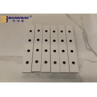 Buy cheap Anti Corrosion Industrial Aluminum Profile , Powder Coated Aluminum Extrusions from wholesalers