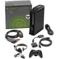 Buy cheap Microsoft Xbox 360 Elite System - 120 GB Black from wholesalers