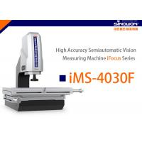 China Lab Vision Measuring Machine With Programmable Surface , Hysterisis Error 2um on sale