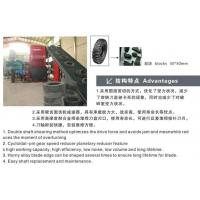 Buy cheap CE&7 patents Fine rubber shredder Waste Tire Recycling Machine from wholesalers