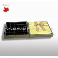 Buy cheap Gift Cardboard Packaging Boxes With 210G , 250G , 300G Ivory Board from wholesalers