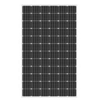 Wholesale 340 Watt Mono Black Solar Panels With UV Resistant Silicone , Long Lifespan from china suppliers