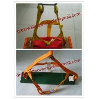 Buy cheap Fall protection harness,safety belt, Web sling belt,Electrician safety belt product