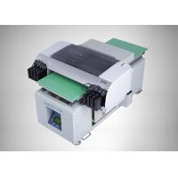 Buy cheap Full Color Industrial Inkjet Printer textile Digital Printing Machine 420mmX800mm from wholesalers
