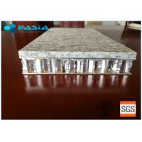 Buy cheap Decorative Honeycomb Stone Panels For Interior And Exterior Surfaces Of Buildings from wholesalers
