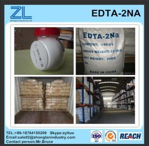 Wholesale Disodium ethylenediaminetetraacetate dihydrat from china suppliers