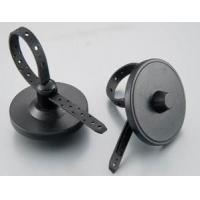 Buy cheap Round 8.2MHZ EAS Security Tags Black for Supermarkets Bottle Tag from wholesalers