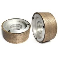 Wholesale Center - Less Metal Bond Grinding Wheels Tungsten Carbide / Ceramics / Glass Usage from china suppliers