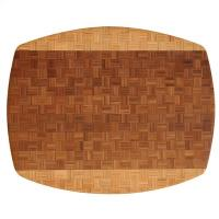 Buy cheap Apple Shape Bamboo Cutting Board from wholesalers