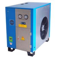 Buy cheap Air Heater Compressed Refrigerated Air Dryer With Pressure Swing Desiccant Principle from wholesalers