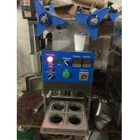 Commercial Manual Electric Heating Sealing Machine Cup Sealer Packaging Machinery Manufactures