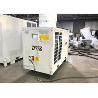 Buy cheap Anti - Corrosion Aircon Ducted 10 Ton Package Unit Air Conditioner For Marquee Tent from wholesalers