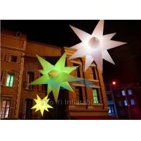 Wholesale Customized Star Inflatable Stage Decoration LED Christmas Lights from china suppliers