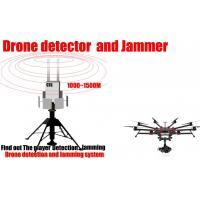 Wholesale Intelligent Mobile Drone Detection Device , Drone Rf Jammer Long Detection Range from china suppliers