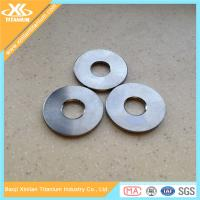 Buy cheap Pure And Alloy Titanium Flat Washer From China Manufacturer from wholesalers