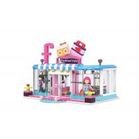 Buy cheap 453 Pcs City Girl Plastic Building Blocks Educational Toys Age 6 Lego Style product