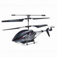 Buy cheap 3CH Black Infrared R/C Helicopter with Camera from wholesalers