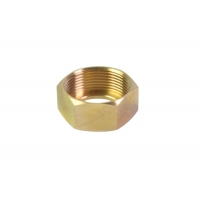Buy cheap Precision Brass CNC Machined Parts Thread Nut Bolt Fastener Screw from wholesalers