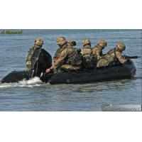 Buy cheap Military PVC 4.3m Hard Bottom Inflatable Boats With CE Approved from wholesalers