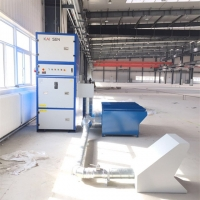 Buy cheap 380V 6 Bar 7.5KW 6500m³/H Laser Cutter Dust Collector from wholesalers