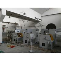 Buy cheap Wire Manufacturing Machine , Fine Wire Drawing Machine 14DS 1500mpm Belts Transmission from wholesalers