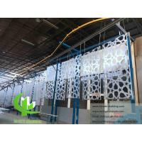 Buy cheap Exterior Architectural aluminum panels aluminum facade supplier in China from wholesalers