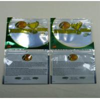 Buy cheap Small Size Worm Binder Replacement Bags , Resuable Plastic Lure Fishing Bag from wholesalers