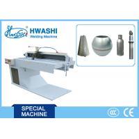 Buy cheap Hwashi Qualified Argon Arc Straight Seam Welding Equipment WL-YZ-800 0.2mm product