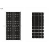 Wholesale 260 Watt Mono Crystal Solar Panel Aluminium - Alloy Frame With TUV Certificate from china suppliers