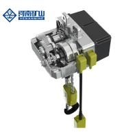 Buy cheap Automatic 1 Ton Engine Hoist , Pendent Control Overhead Electric Hoist from wholesalers