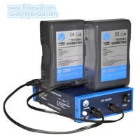 Buy cheap Dual port charger for Pro Video Camera Battery from wholesalers